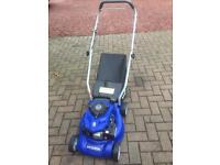"Hyundai 16"" Petrol lawn mower in good running order"
