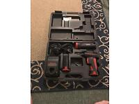 Snap-on impact driver and torch