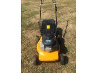 Lawnmower with Honda Engine