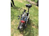 Volt Metro electric folding bike