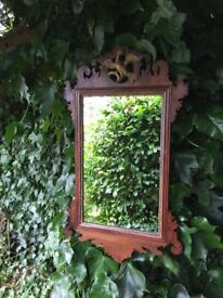 Antique George II mirror - absolutely stunning mirror circa 1800's