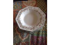 Eternal Beau Soup Bowls/Plates