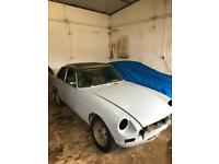 MGB GT LE Coupe project