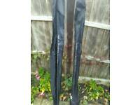 Brand new daiwa carp fishing rods pair