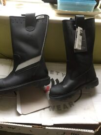 Gortex firemans boots