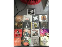 CD's: 17xalbums to sell as one package - £3