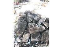 West Moreland Stone rockery