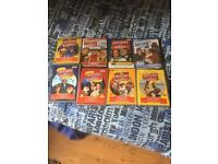 8x only fools & horses dvds