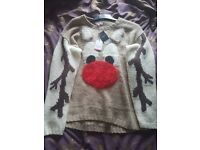 Christmas jumper from Next brand new