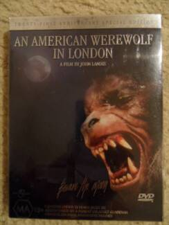 AMERICAN WEREWOLF in LONDON  special edition Birkdale Redland Area Preview