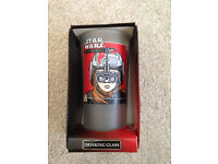 Star Wars Episode 1 Anakin Skywalker Drinking Glass - unopened, new in box - Didsbury area