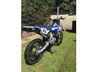 Yamaha YZ 250 2016 Road Registered. No swaps!