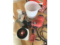Black & Decker Electric Spray Gun Fine Spray System