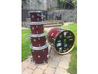 Mapex Horizon 5 piece shell pack [NO SNARE] for sale!