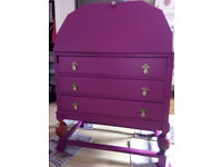 furniture painted chalk paint wax