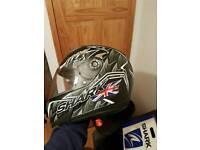 Shark s700 motorbike helmet