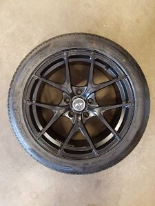 GTS G505 Rims and Tires (BMW, Acura TL) direct fit