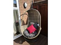 Pod Hanging Chair - Garden Chair