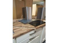 Zanussi Hob, Oven and Extractor Fan £150!