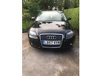 Audi A3 sports 1.9 tdi black 5doors diesel