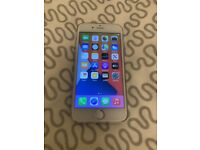 APPLE iPHONE 6S 128GB UNLOCKED NEW BATTERY WITH 100 PERCENT HEALTH