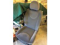 Fiat scudo passenger seat...