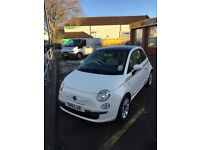 FIAT 500 HATCHBACK 0.9 TWIN AIR LOUNGE