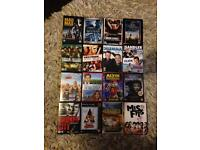28 DVD s . 12xhorror, miss fits box set and much more