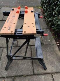 A workmaster workbench