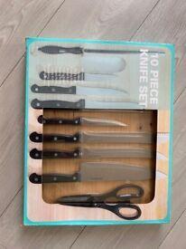 New Kitchen essential 10 Piece set # SE6