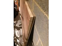2 sheets of 22mm plywood
