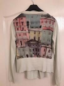 Ted baker cardigan size 4