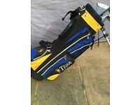 Longridge Junior Tiger Golf Club Set - Suit Children Age 8+