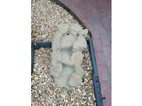 Stone effect waterfall. Excellent condition