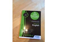 SQA NATIONAL 5 ENGLISH BOOK