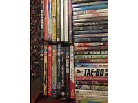 106 Original DVD's all perfect condition