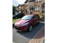Ford Fiesta 2009 Titanium 1.4 Petrol Open to Offers