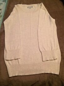 RED HERRING JUMPER (CREAM)