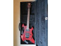 Vintage Metal AXXE Wraith electric guitar