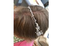 Prom/ wedding tiara / hairband