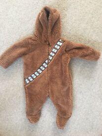 Baby pram suit Star Wars