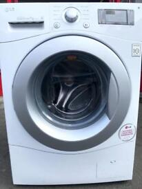//(%)\ 7KG LG DIRECT DRIVE WASHING MACHINE INCLUDES 6 MONTHS GUARANTEE