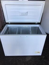 Beko white chest freezer 110cm