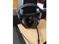 Astro a50 wirless gaming headset like new!