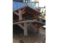 FREE To Uplift Wooden work benches