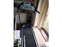 Powertrack TX 3000 Motorised Fitness Treadmill