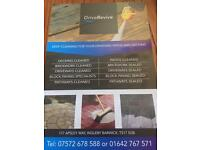 ** DRIVE REVIVE ** SPECIALISE IN DEEP CLEANING & SEALING DRIVEWAYS/PATIOS/WALLS/DECKING ...