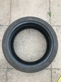 225 40 18 Goodyear Eagle F1 Assymetric 2 RT2 92Y Tyre Excellent 4.5mm tread
