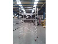 GDA250 Mobile Aluminium Scaffold Tower 1.8m (3.8m Working Height)