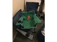 Camping folding chairs chair